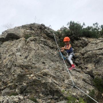 Морчека Эдвенчер - Активный тур: скалолазание + виа феррата на горе Орта-Кая